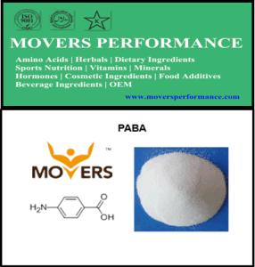 Top Quality 99% Paba (4-Aminobenzoic acid) pictures & photos