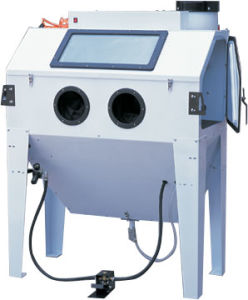 420L Industrial Sandblast Cabinet (DJ-SBC420) pictures & photos