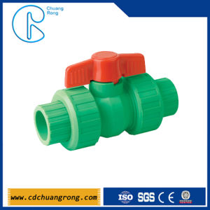 32mm PPR Pn16 Ball Valve Fittings pictures & photos