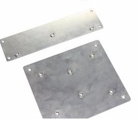 Aluminum Stamping Parts, Custom Made Aluminum Parts, Aluminum Case Custom pictures & photos