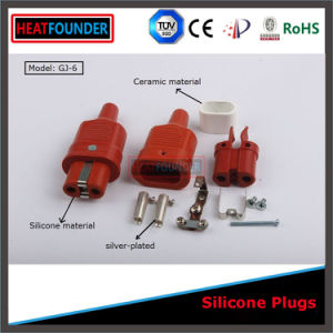 Heatfounder Brand High Power Plug and Socket pictures & photos