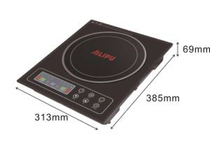Hot Selling Model LCD Induction Cooker with Solid Copper Coil pictures & photos