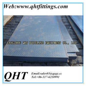 X52 Pre Galvanized Carbon Steel Sheet pictures & photos
