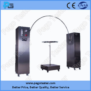 Ipx3/4 Waterproof Testing Machine Equiped with 1000mm Oscillating Tube pictures & photos