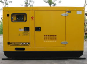 132kw/165kVA Cummins Enclosured Weatherproof Diesel Generator Set pictures & photos