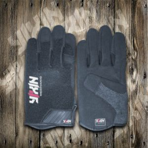Work Glove-Synthetic Leather Glove-Safety Glove-Labor Glove-Working Glove-Industrial Glove pictures & photos