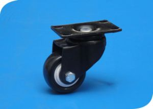 Black Caster 2.5 Inch Without Brake pictures & photos