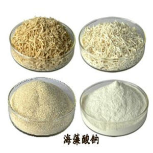 Sodium Alginate for Chemical raw materials pictures & photos