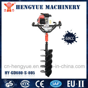Popular Gasoline Earth Auger in Hot Sale pictures & photos