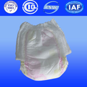 Disposable Diapers Premium Pull up Diaper for Baby Diapers in Bulk (P531) pictures & photos