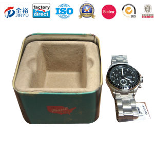 Metal Watch Packaging Box with Inner Tray pictures & photos