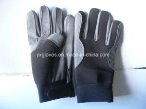 Cheap Glove-Work Glove-Mechanic Glove-Safety Glove-Protective Glove pictures & photos
