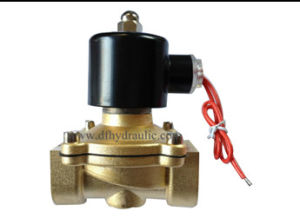 1 Inch Water Solenoid Valve 2W250-25 pictures & photos