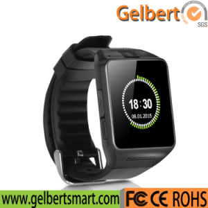 Gv08 SIM Card Smart Watch Mobile Phone for Android pictures & photos