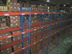 Heavy Duty Pallet Rack in Stacking Racking & Shelves pictures & photos