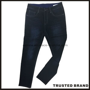 Professional Supplier Denim Jean Pants (W001)