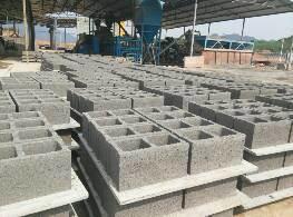 Construction Building Hydraulic Cement Block Machine pictures & photos