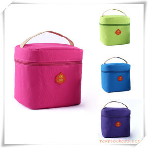 Square Picnic Cooler Bag for Promotion pictures & photos