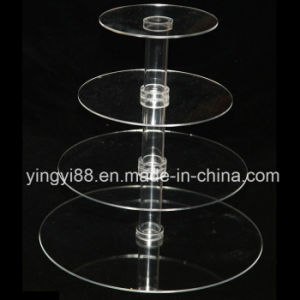 Top Selling Acrylic Cake Stands for Christmas pictures & photos