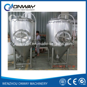 Factory Price Stainless Steel Milk Sugar Beer Fermenter for Sale pictures & photos