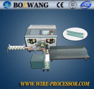 Bw-882D / Computerized Wire Cutting & Stripping Machine/ Cable Stripping Machine pictures & photos