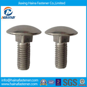 Stainless Steel304 DIN603 Mushroom Head Square Neck Carriage Bolts-5 pictures & photos