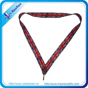 High Quality Custom Medal Ribbon with No Minimum Order pictures & photos