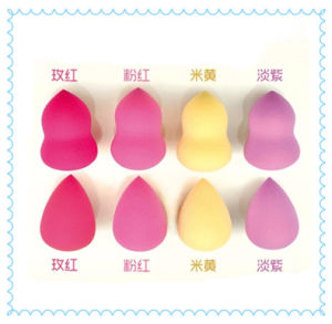 Hot Selling in The Makeup Market Coametic Foudation Puff Custom pictures & photos