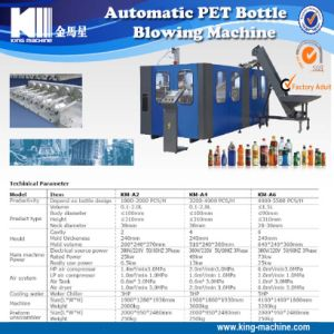 Automatic Pet Bottle Blow Moulding Machine pictures & photos