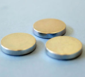 Neodymium Cylinder Permanent Magnet pictures & photos