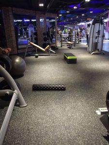 High Quality Cheap Gym Rubber Flooring
