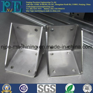 OEM Precision Sheet Metal Fabrication Spare Parts pictures & photos