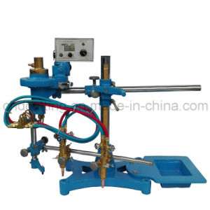 Portable Zhengte Cg2-600 Automatic Cut Machine for Circle Cut pictures & photos