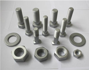 High Strength Bolts with Hex Head pictures & photos