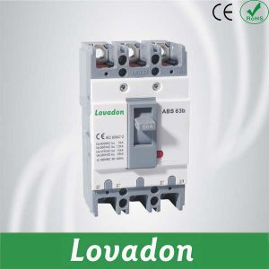 Good Quality ABS Series MCCB Moulded Case Circuit Breaker pictures & photos