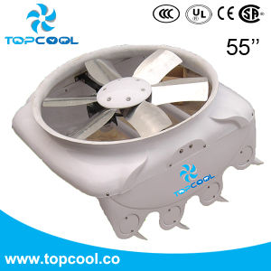 """55"""" High Efficiency Cyclone Series Recirculation Fan for Dairy Barn pictures & photos"""