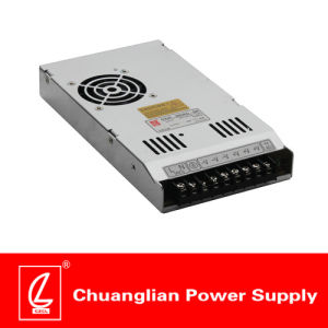 300W Slim Single Output 100W Aluminum Rainproof AC to DC Switch Switching Power Supply pictures & photos
