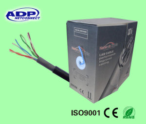 SFTP CAT6 Cable From ADP Factory pictures & photos