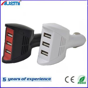 2016 5V 3.4A Wholesale USB Car Charger