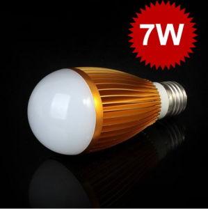 High Quality 7W LED Bulb Light E27 Bombillas LED Light Bulb Lamp AC85-265V pictures & photos