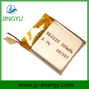 562225 3.7V 300mAh Rechargeable Lithium Li-Polymer Battery