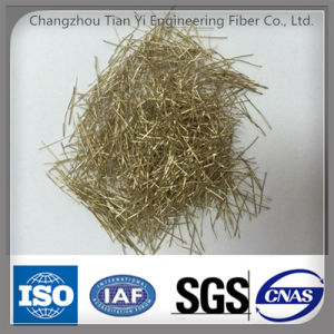 Copper Coated Micro Steel Fiber for Construction Structural Steel pictures & photos
