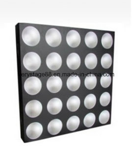 25*10W CREE White Color LED Pixel Matrix Blinder Effect Light pictures & photos