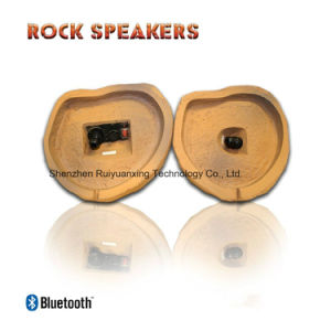 Brown Shale Weatherproof Rock Loudspeakers pictures & photos