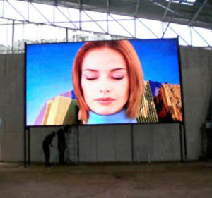 Indoor Rental P4.81 Full Color LED Display Board (500X500mm) pictures & photos