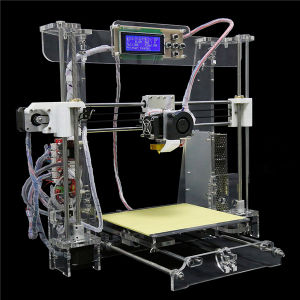 China Factory Direct Supply High Precision and High Quality Desktop DIY 3D Fdm Printer pictures & photos