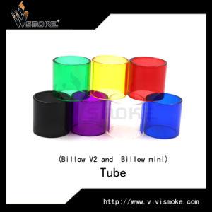 Colorful Ecig Atomizer Billow V2/Billow Mini Glass Tube