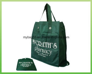 Competitive Price Non Woven Foldaway Promotion Bag pictures & photos
