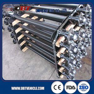 Hot Sale Rubber Torsion Axle and Trailer Torsion Axle pictures & photos