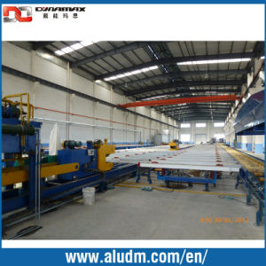 Magnesium Extrusion Press Machine in Dynamax Aluminum Extrusion Machine pictures & photos